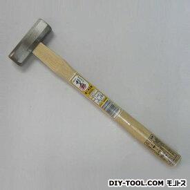 角利産業 利五郎 磨八角玄能 サイズ:頭部幅82mm、頭部厚さ20mm、長さ335mm、頭/300g (13308)