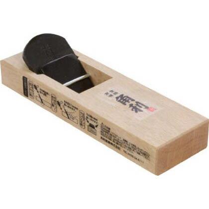 角利産業 角利 ミニ鉋 台寸法:57×180mm、有効削幅:38mm、刃幅:42mm (41431) 角利産業 鉋 かんな カンナ