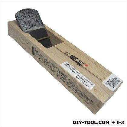 角利産業 角利二枚刃鉋模様白仕上 台寸法:幅65×長さ242×高さ63(33)mm、有効削幅:43mm、刃幅:50mm 41432