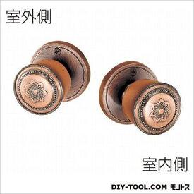 川口技研 ホームカラー空錠 BS60 銅ブロンズ 60MM