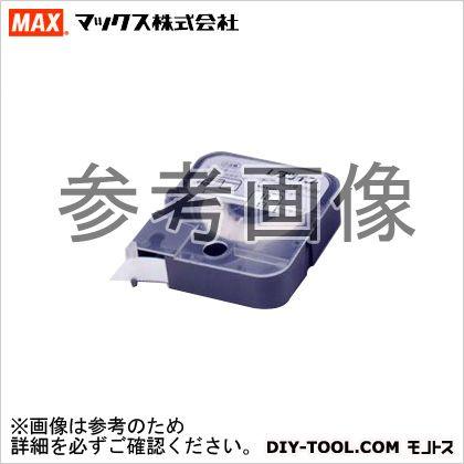 マックス MAXチューブマーカーレタツインテープカセット5mm幅 白 5mm幅x8m巻 LM-TP305W
