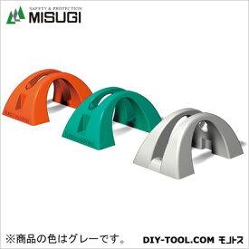 ミスギ サイクルポジション L500×W300×H235mm グレー CP-500 1個