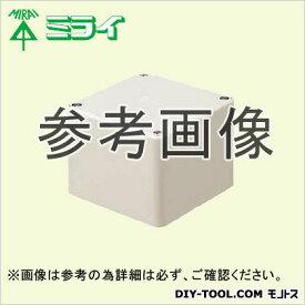 未来工業 プールボックス チョコレート (PVP-1510T)