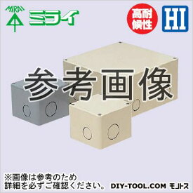 未来工業 プールボックス ベージュ (PVP-2010NJ)