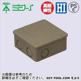 未来工業 PVKボックス ライトブラウン PVK-ANLB