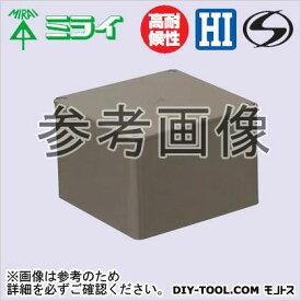未来工業 プールボックス チョコレート (PVP-2015T)