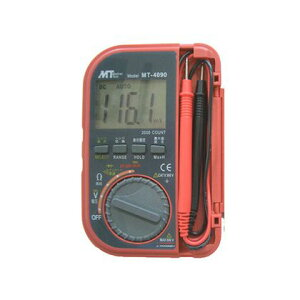 マザーツール ポケットデジタルマルチメータ MT-4090