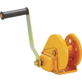 マックスプル工業 回転式ミニウインチ PM200