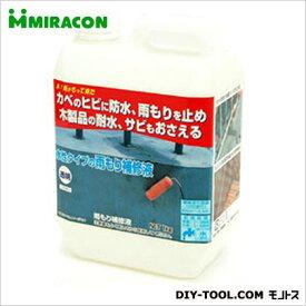 日本ミラコン産業 雨もり補修液透明 1kg 3791821000