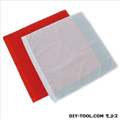 役立〜ツ 旗 赤 45×45cm 8013000 枚