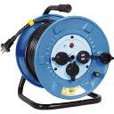 日動工業 電工ドラム 防雨防塵型100Vドラム 2芯  (×1台)NPW-303 30m NPW303