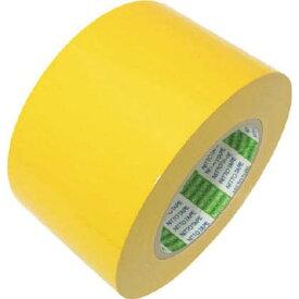 日東電工 ラインテープ ES-D 黄  100mm×50m 100ESDY 1 巻
