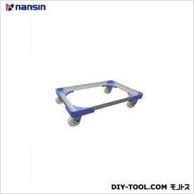 ナンシン コーナー樹脂ドーリー D557×W394×H107mm PC-50-3N 1点