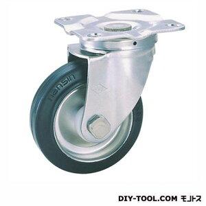 ナンシン 定番SUS中軽量キャスター ゴム車輪 高さ:190mm SU-STC150SUN(C150-150×42)