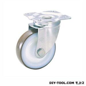 ナンシン 定番SUS中軽量キャスター ウレタン車輪 高さ:190mm SU-STC-150 GNU
