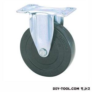 ナンシン 定番軽量キャスター ゴム車輪 高さ:92mm KEL75RL (K 75- 75×20)