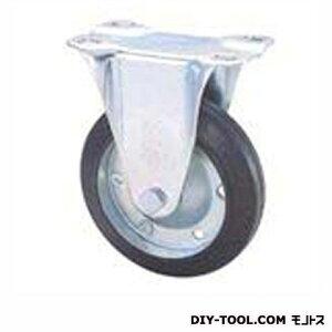 ナンシン 定番中軽量キャスター ゴム車輪 高さ:190mm SKC150CBC(F150-150×40)