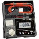 日置電機 HIOKI 5レンジ絶縁抵抗計 ハードケースモデル 1台 IR405110 IR405110 1 台