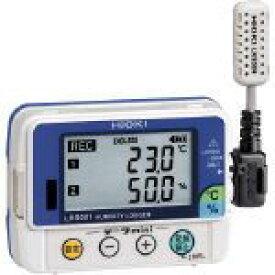 日置電機 HIOKI 温湿度ロガー 1台 LR5001 LR5001 1 台