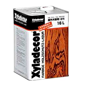 大阪ガスケミカル キシラデコール/高性能木材保護着色塗料 ウォルナット 16L #111