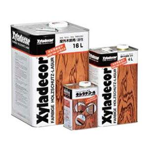 大阪ガスケミカル キシラデコール/高性能木材保護着色塗料 タンネングリーン 0.7L #106