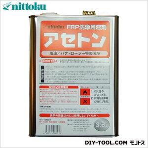 ニットク アセトン 3.6L