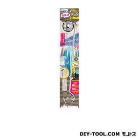 ノムラテック 物掛けフック450 (ベース・フックセット) シルバー 1.4×46.2×6.4cm N-1021