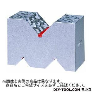 新潟理研測範 鋳鉄製VブロックA形A級 125 47-1-125