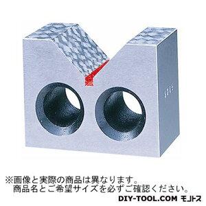 新潟理研測範 鋳鉄製VブロックB形 125 47-4-125