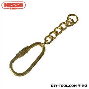 ニッサチェイン/NISSA キーホルダー #5 ゴールド (P-711)