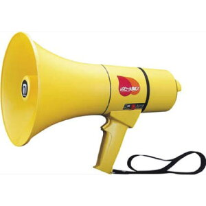 ノボル セフティーメガホン15Wサイレン音付防水仕様(電池別売) (×1) TS803