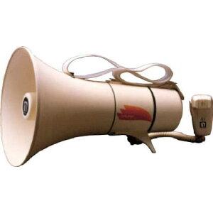 ノボル ショルダータイプメガホン13Wホイッスル音付き(電池別売) TM208 1台
