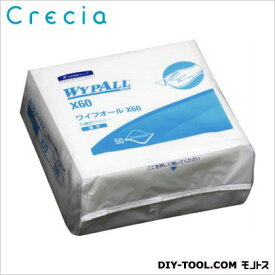 クレシア ワイプオールX604つ折り 335mm×343mm 60560 50枚×18パック