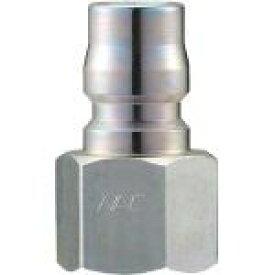 ナック クイックカップリング TL型 鋼鉄製 オネジ取付用 CTL08PF 1個
