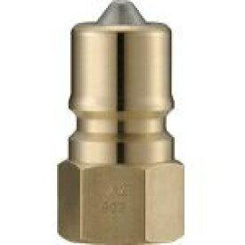 ナック クイックカップリング S・P型 真鍮製 オネジ取付用 CSP16P2 1個