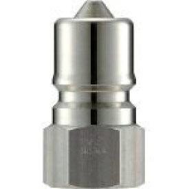 長堀工業 ナック クイックカップリング SPE型 ステンレス製 大流量型 オネジ取付用 CSPE02P3 1個 CSPE02P3 1 個