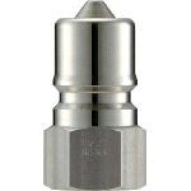 ナック クイックカップリング SPE型 ステンレス製 大流量型 オネジ取付用 CSPE03P3 1個