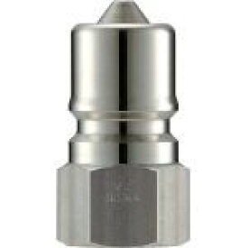 ナック クイックカップリング SPE型 ステンレス製 大流量型 オネジ取付用 CSPE06P3 1個