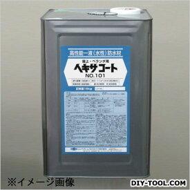 ニッペホーム ヘキサコートNO.101 水性防水材 16kg グレー 1点