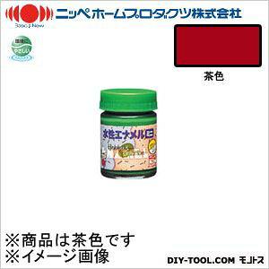 ニッペホーム 水性エナメルミニ 茶色 25mL 23