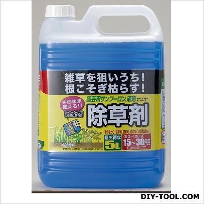 トヨチュー 園芸用サンフーロン液剤(除草剤) 5L