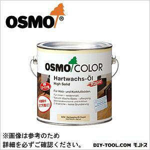 オスモ&エーデル オスモカラーフロアクリアー 0.75L 透明ツヤ消し 3062 1点