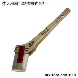 マルテー 天狗水性 筋違 白 15号 D36×W74×H236(mm) ハケ 筆
