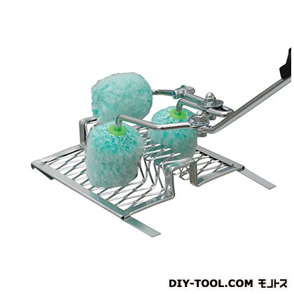 大塚刷毛製造 ワンタッチ瓦棒ペイントセット 3面塗りローラー (1602250000)