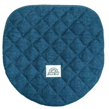 オカトー レイドバック 洗浄・暖房用フタカバー ライトブルー 洗浄・暖房タイプ 255748