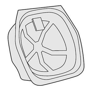 パナソニック パワークリーナー(EZ3780)用 ゴミフィルター (EZ3780L0127)