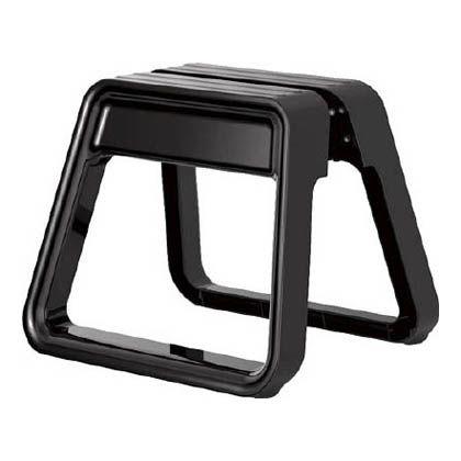 ピカ 樹脂製踏台 GEM STEP ブラック (GEMS-NCBK)