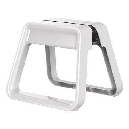 ピカ 樹脂製踏台 GEM STEP ホワイト (GEMS-NCWH)