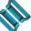 原子彈GEM STEP(jiemusuteppu)藍色GEMS-LU