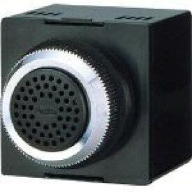 パトライト BM型 超小型電子音報知器 Φ30 電子ブザー2音 BM220H 1個